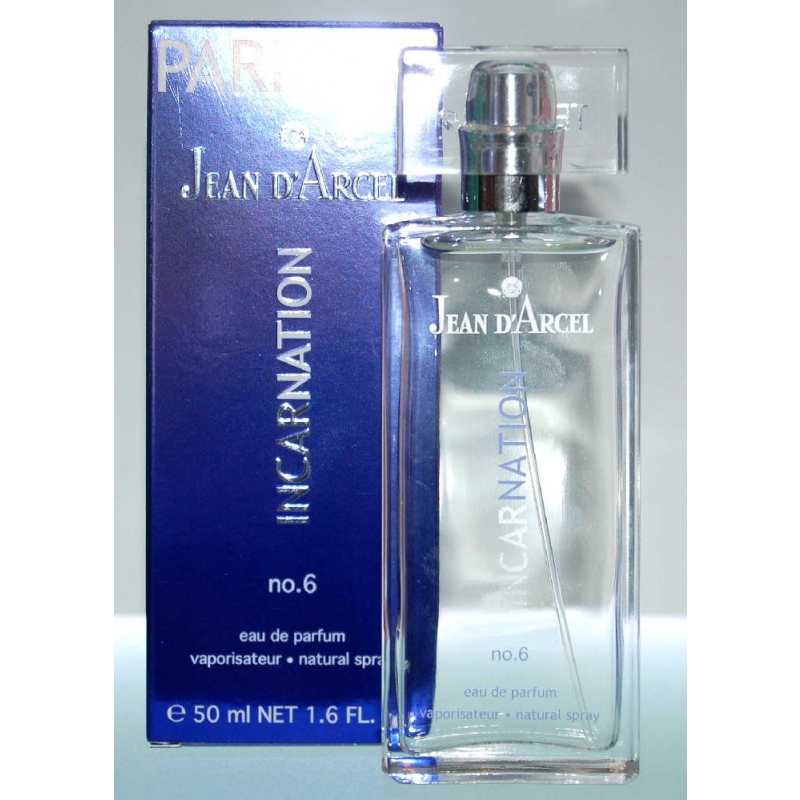 Jean d´Arcel INCARNATION no.6 eau de parfum Probe