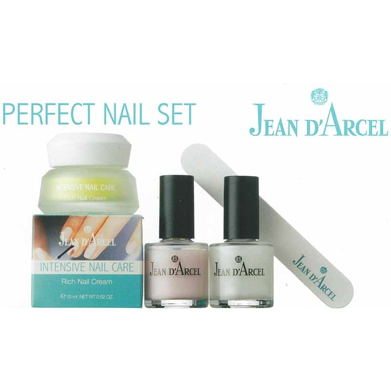 Jean d´Arcel PERFECT NAIL SET Wellness für die Nägel!